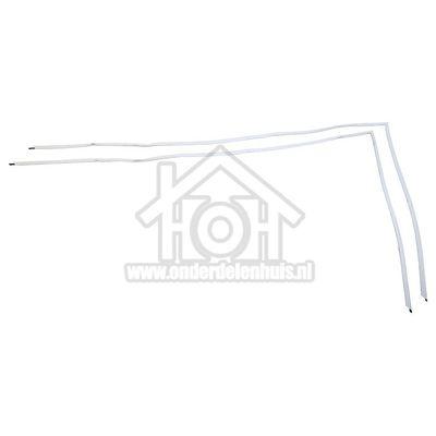 Universeel Afdichtingsrubber Koelgedeelte, wit 200x100cm, met magneet 00122049