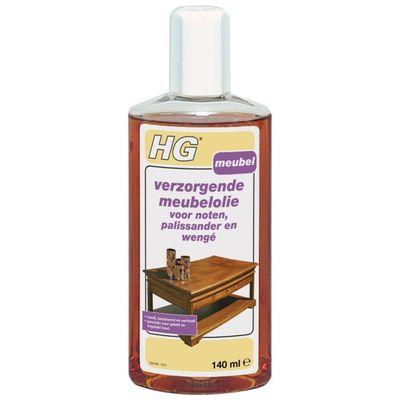 HG Reiniger Verzorgende meubelolie Noten e.d. 522014100
