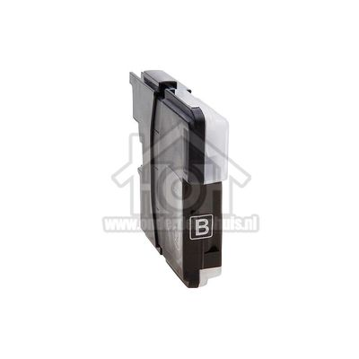 Easyfiks Inktcartridge LC 985 Black DCPJ125 315W 515 MFCJ220 LC985BK