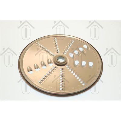 Foto van Braun Snijplaat Raspplaat -Shredding disc K1000 BR63210633