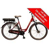 Bikkel iBee Contigo Nexus 7V ruby red H53 468Wh