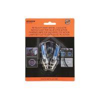 Benson Lamp Fietslicht voor ventiel Blauw/paars, 2 delig 009993