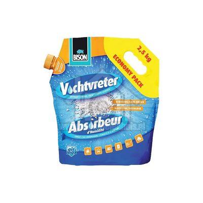Bison Navulling Vochtvreter navulling Economy Pack 2,5kg 6307719