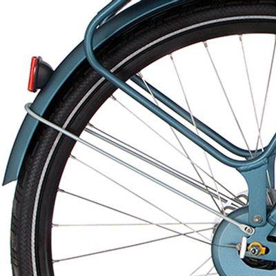 Cortina a spatb stang 28 E-Yoya light azure blue matt