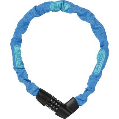 Abus kettingslot code Tresor 1385/75 neon blue
