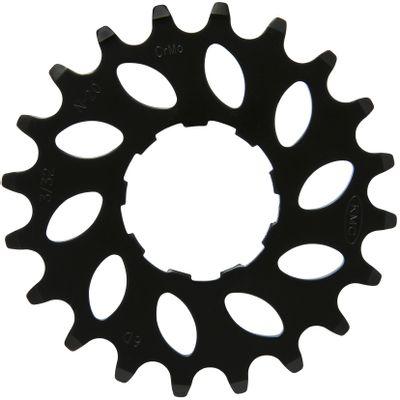 KMC tandwiel F Bosch voor 20T Chromoly zwart 11/128