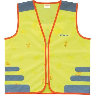Wowow hesje Nutty jacket L yellow