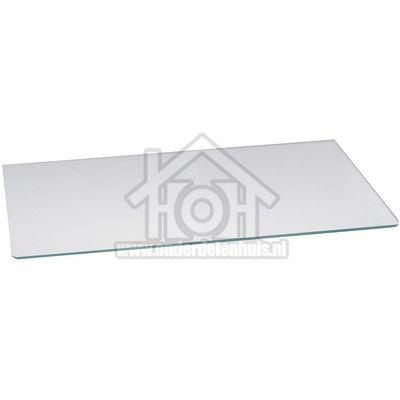 Bauknecht Glasplaat 51,4x30cm safeglass KR30560,KR34562, 481946678466