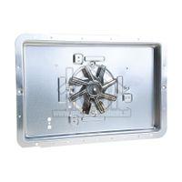 Bosch Ventilator Achterzijde, compleet HB84H500, HBC84H50 00742201