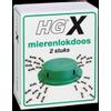 Afbeelding van HG Verdelger HGX Mierenlokdoosjes Voor binnen en buiten 525002100 13127N