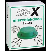 HG Verdelger HGX Mierenlokdoosjes Voor binnen en buiten 525002100 13127N