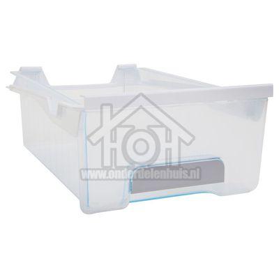 Bosch Bakje Schaal met houder, Transparant 325x228x115mm KGN36A03, KGN36A74, KGN39A03 00676211