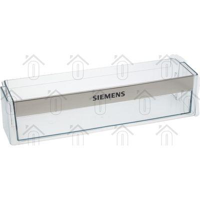 Foto van Siemens Flessenrek Transparant met chromen rand KI26DA20, KI38SA40 00705186