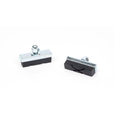 Elvedes velgremblokjes (1paar) Caliper X-groove 6813-CARD