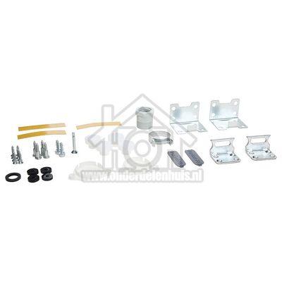 AEG Inbouwset Montageset, inbouw LAGAN00299378, REGORA40299381 1561714005