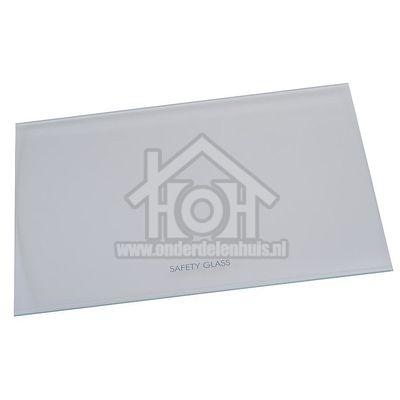 Ariston-Blue Air Glasplaat 434x292x4mm BCB312, BCB333, BCB313 C00282798