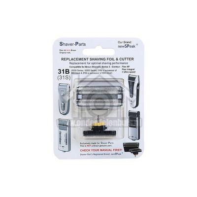 NewSPeak Scheerblad 505 KOMBI PACK +messenkop Flex Integ.5015-5515-6520 4313042932618