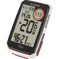 Sigma ROX 4.0 GPS White