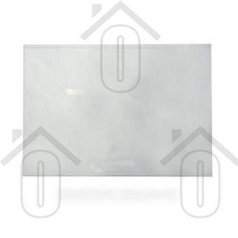 Foto van Zanussi Glasplaat 47,5x28,9cm ZFC1605T, ZT165RM, 2249606654