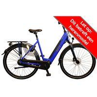 Bikkel iBee Tuba Nexus 7V disk gates indigo blue H59 603Wh