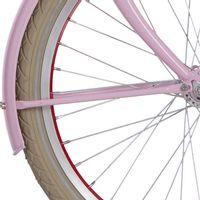 Alpina spatb stang set 22 Tingle l roze