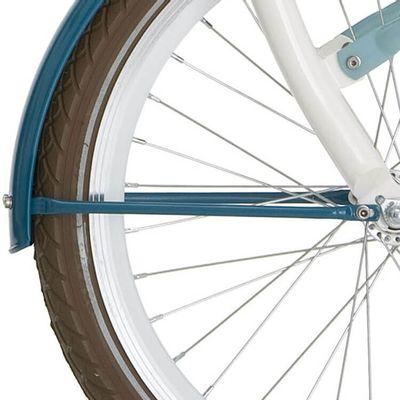 Alpina spatb stang set 18 Clubb RAL6034 blauw