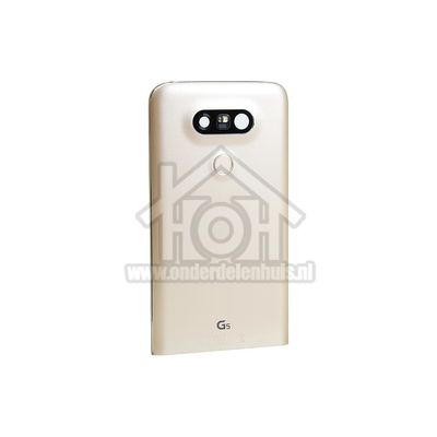 Foto van LG Back Cover Achterbehuizing, Gold LG H850 G5 ACQ88954404