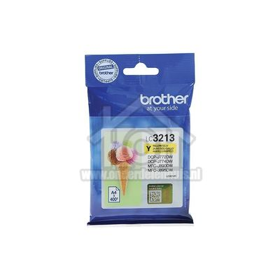 Foto van Brother Inktcartridge LC3213 Yellow DCP-J772DW, DCP-J774DW, MFC-J890DW, MFC-J895DW 2920054