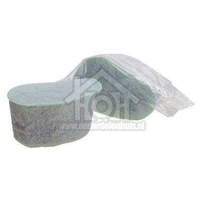 Moulinex Filter anti chloor ook Delonghi Crystal arome T89-V91 8000000301