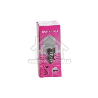 Ego Lampje 15 W E14 300gr. Oven lamp 33CU507