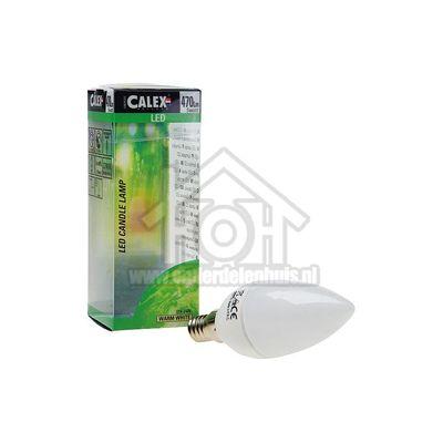 Foto van Calex Ledlamp Kaarslamp 240V 5 Watt 470 Lumen 2700K E14 B35 422116