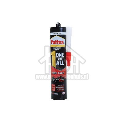 Foto van Pattex Lijm One for All High Tack Extra hoge aanvangshechting 2086725
