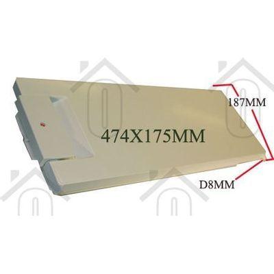 Bosch Vriesvakklep Kompleet wit met handgreep en afdichting KIL1800,KIF2401 00299580