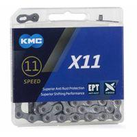 KMC ketting 1/2-11/128 118 11v X11 EPT