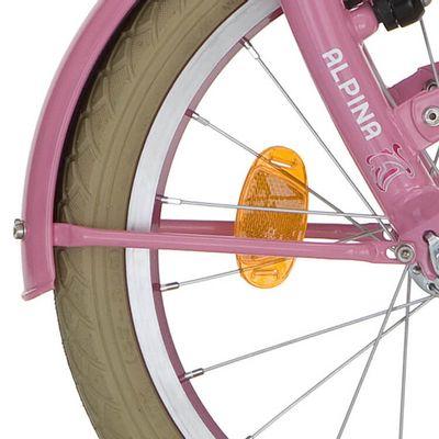 Alpina spatb stang set 16 Clubb pms913c roze