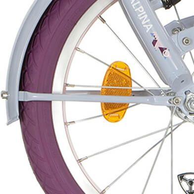 Alpina spatb stang set 16 Clubb lavender