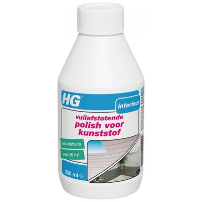 HG Reiniger Vuil afstotende polish Kunststof 105030100