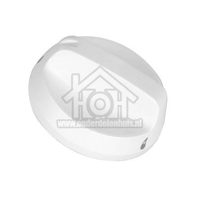 Pelgrim Knop Gasknop -wit- AG6600 35639