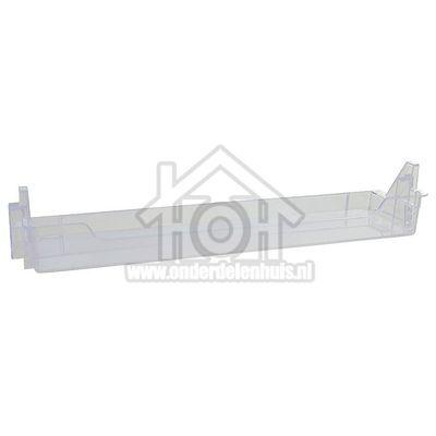 Whirlpool Botervak Transparant 440x105x75mm CB604W, CB610W 481010476960