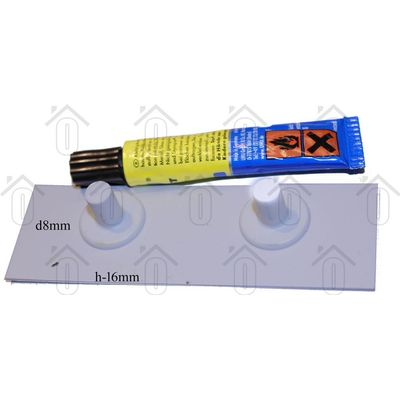 Bosch Reparatieset Van vriesvakklep GSD2611, GSD2600, GSD2680 00167652