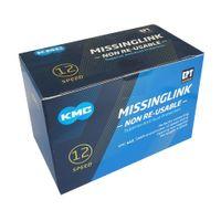 KMC Sluitschakel MissingLink 12NR EPT zilver 5.2mm 12v (40)
