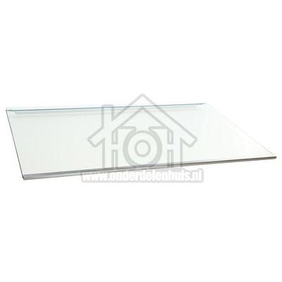 Bosch Glasplaat Met strip 470x302mm KF24LA50, KFL24A50, KI18RA20 00447339
