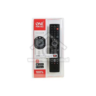 Foto van One For All Afstandsbediening Smart Control 5 voor 5 apparaten URC7955