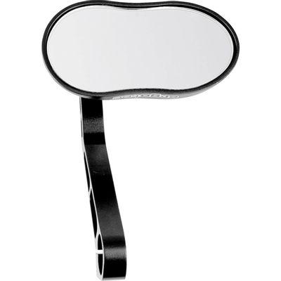 Ergotec spiegel M-88 aluminium zw
