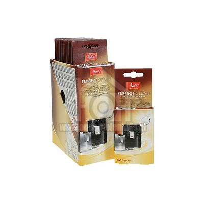 Melitta Reiniger Reinigingstabletten Voor koffiezetapparaten 6762481