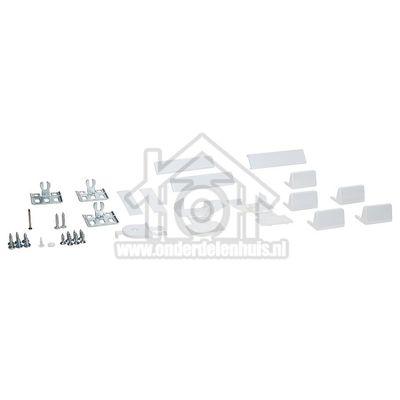 Bosch Bevestigingsset Voor koelkastdeur KI24LV6185, KIR20A6002, KI18LV60/01 00491368