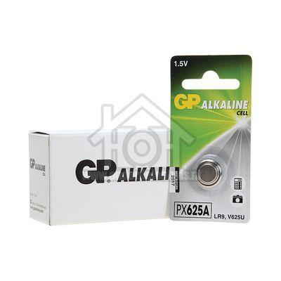 Foto van GP Batterij Fotobatterij alkaline/kwikoxide 1,5V LR9 -incl. VWB- 080625AC1