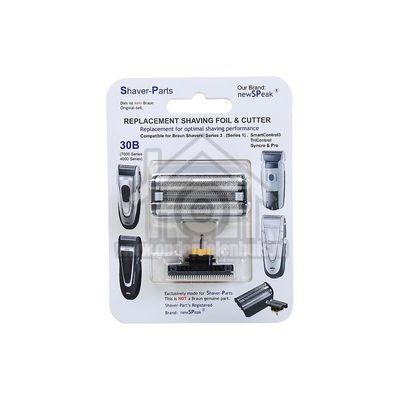 NewSPeak Scheerblad Series 3 30B Foil & cutter 7000/4000 series 4313042932601