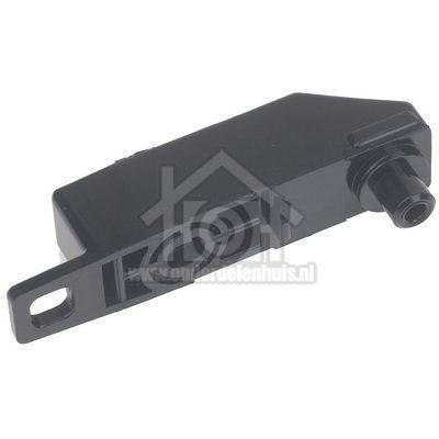 Bosch Pootje set -van scharnier- zwart oude modellen 00041971