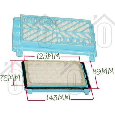 Foto van Philips Filter S-Class HEPA H12 Vision-Mobilo serie 432200039090